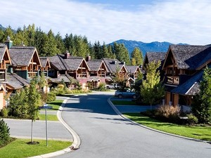 Whistler Village Townhouse for sale:  3 bedroom 1,376 sq.ft. (Listed 2013-09-18)