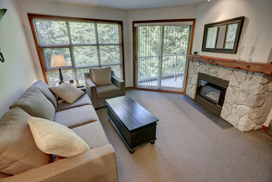 COMPLETELY RENOVATED Condo at The Aspens on Blackcomb Mountain in Whislter, B.C. For Sale - $399,000.00