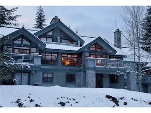Whistler Townhouse for sale:  4 bedroom 2,180 sq.ft. (Listed 2013-03-01)