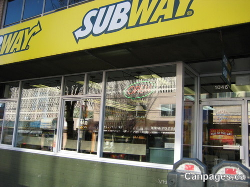 Subway 1046 Davie Street