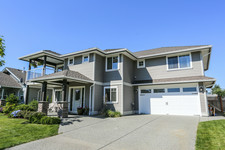 Central Nanaimo West Coast Contemporary for sale: Hawthrone Heights 4 bedroom 2,573 sq.ft. (Listed 2014-08-13)