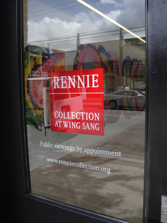 (MyCrosstown.com) Rennie Collection at Wing Sang #6