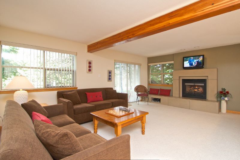 Whistler real estate townhome for sale 5 Forest Trails Nick Swinburne
