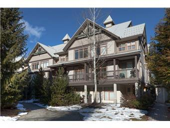 Whistler real estate townhome for sale North Star