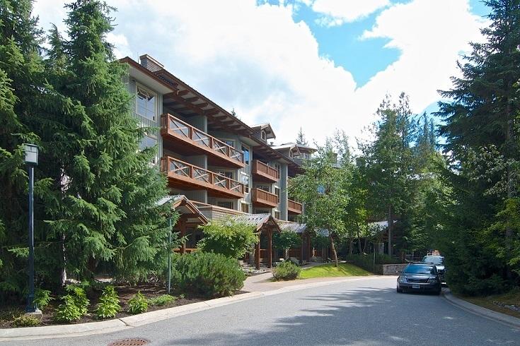 Horstman House 2 bedroom condo for sale, Whistler