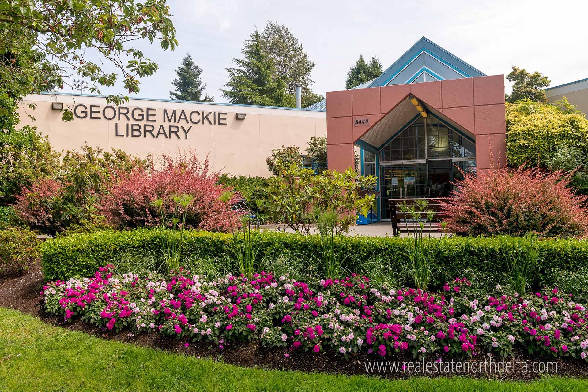 George Mackie Library