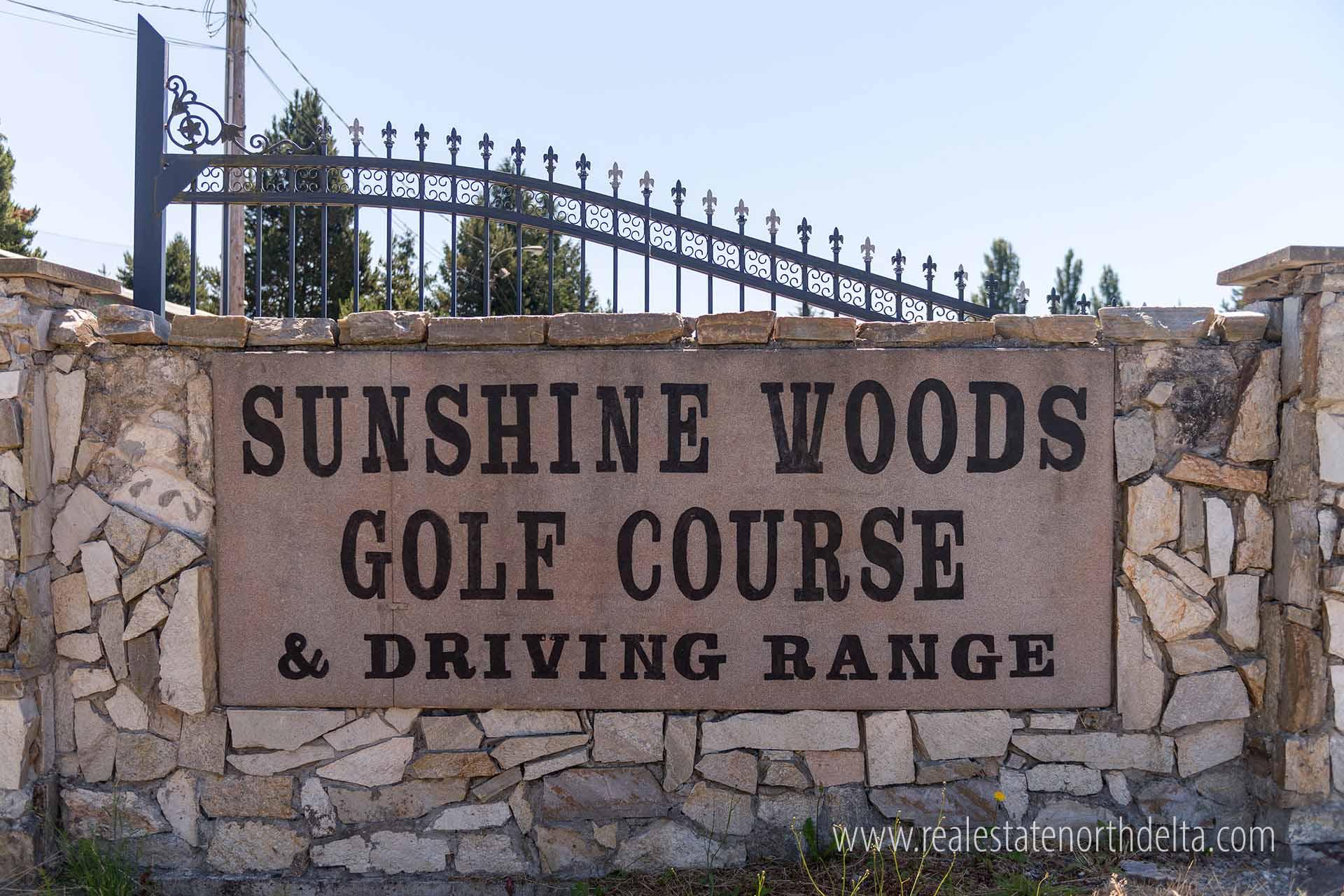Sunshine Woods Golf Course