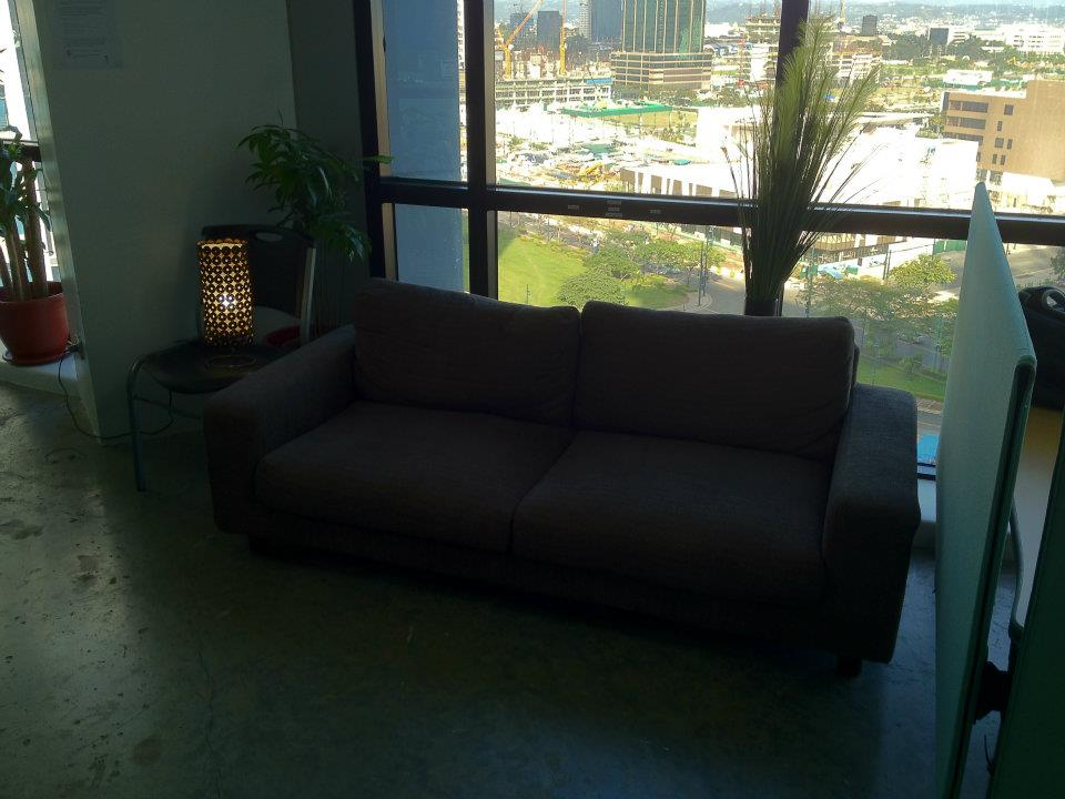 (small) Office Couch