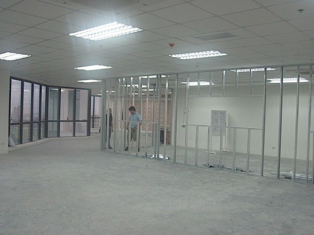 Manila Outsourcing Office Construction 2
