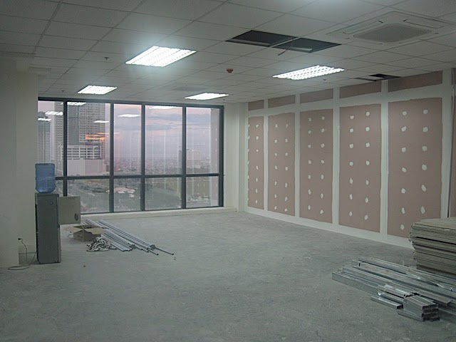 Manila Outsourcing Office Construction 3