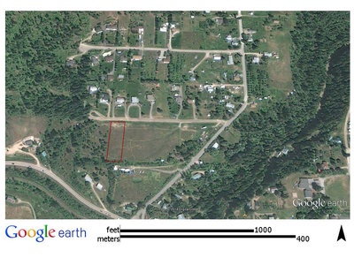 Creston, Wynndel building lot for sale: 0.81 acres