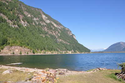 N. end of Kootenay Lake Waterfront for sale:  Studio  (Listed 2014-05-09)