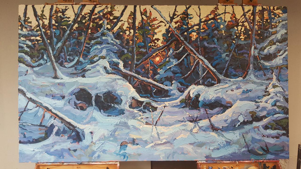Ryan Sobkovich - winter