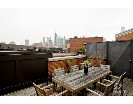 472 W Superior - Roof Terrace