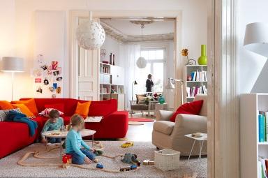 Living Room Kids