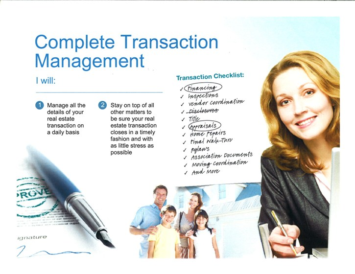 Complete Transaction Management