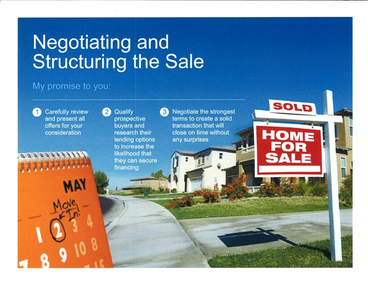 Negotiating And Structuring The Sale