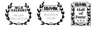 3 Awards Badges