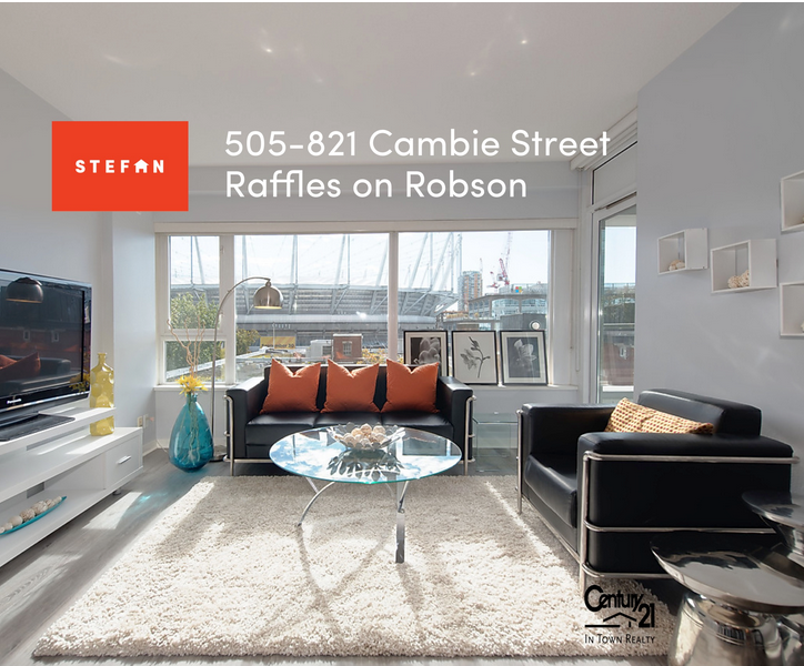 505-821 Cambie Street, Raffles on Robson