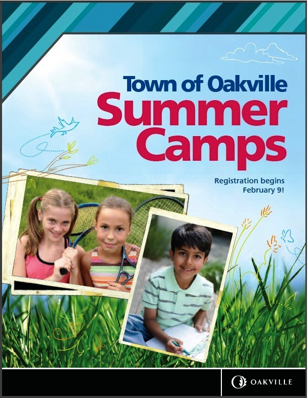 Town of Oakville Summer Camps