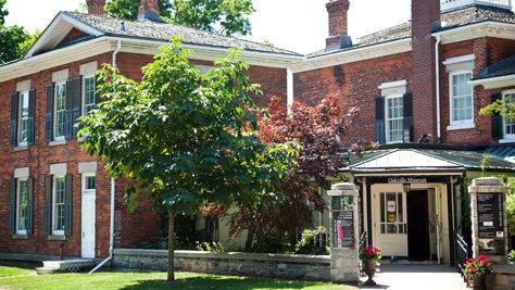 Historic Homes Of Oakville