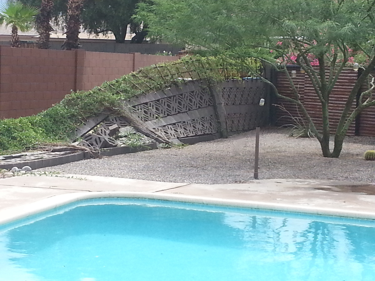 Fence Down 2