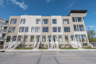 Ottawa Row / Townhouse for sale:  3 bedroom  (Listed 2017-05-18)