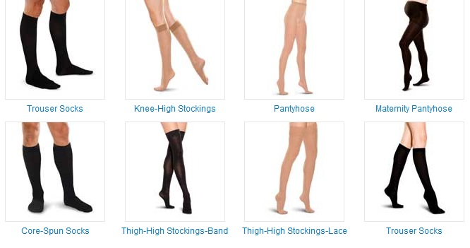 THERAFIRM Therapeutic Gradient Compression Hosiery
