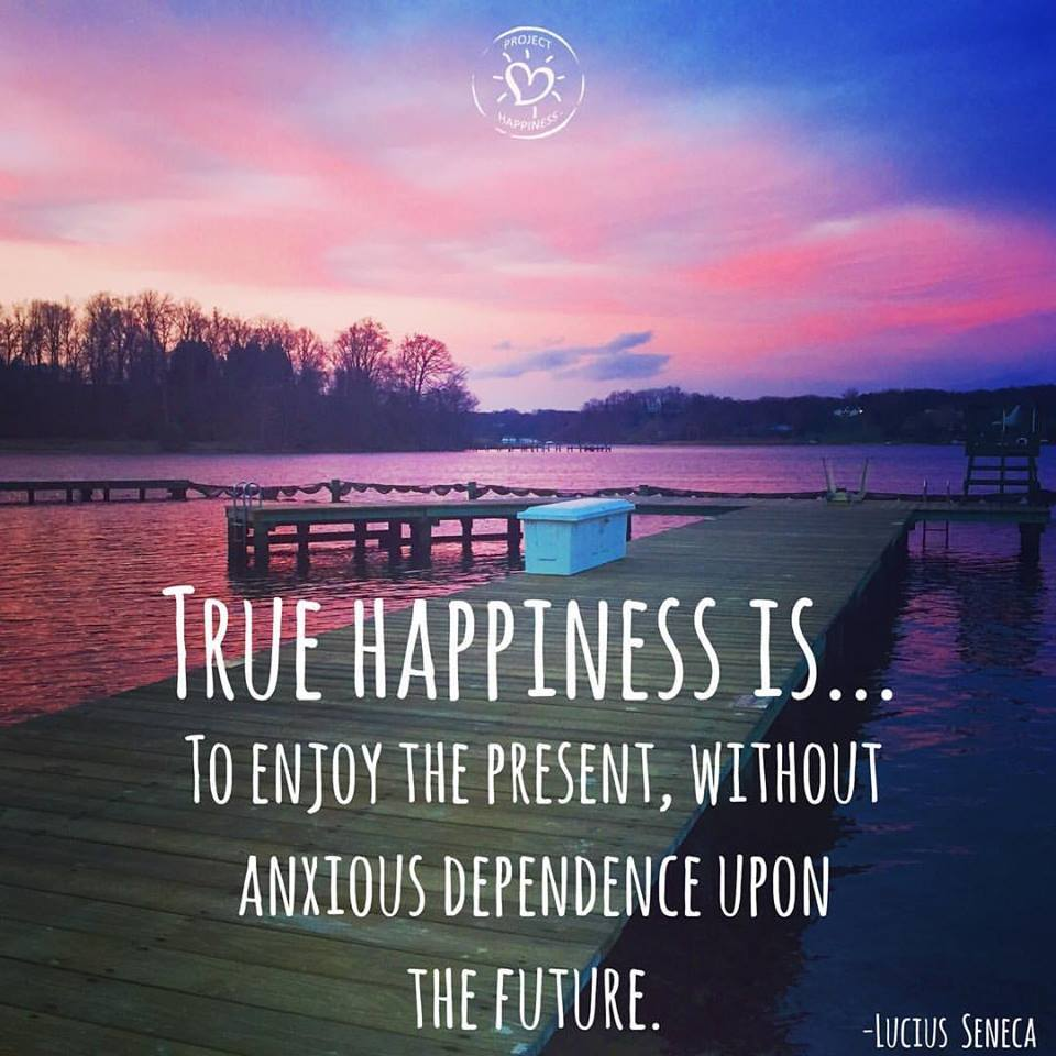 Positive Thoughts, Project Happiness, Hycroft Chiropractic & Massage in Vancouver