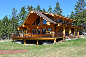 Williams Lake House with Acreage for sale:  4 bedroom 3,100 sq.ft. (Listed 2013-05-13)