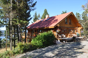 Williams Lake House with Acreage for sale:  4 bedroom 3,030 sq.ft. (Listed 2014-03-31)