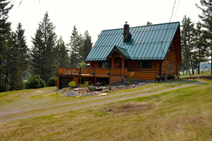 Williams Lake House with Acreage for sale:  4 bedroom 2,780 sq.ft. (Listed 2014-07-16)