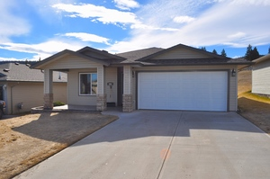 Williams Lake House/Single Family for sale:  2 bedroom 1,130 sq.ft. (Listed 2014-11-24)