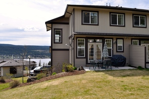 Williams Lake Townhouse for sale:  3 bedroom 1,620 sq.ft. (Listed 2015-04-27)