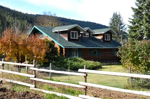 Williams Lake House with Acreage for sale:  4 bedroom 2,900 sq.ft. (Listed 2016-10-06)